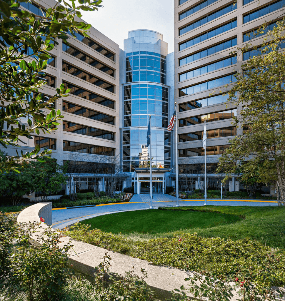 Metro Offices in The Boro Tysons, located at 1765 Greensboro Station Place