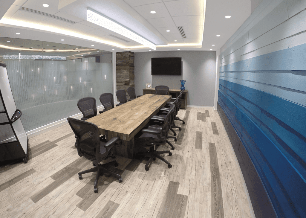 Training, meeting and collaboration space in The Boro, Tysons